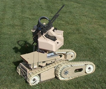 iRobot Warrior with T360
