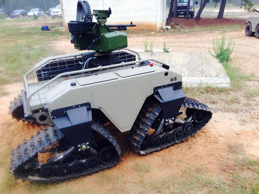 General Dynamics Mutt - Unmanned Ground Vehicles | Precision