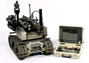 MARRS Robot with T360 - Unmanned Ground Vehicles | Precision